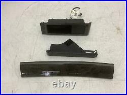 03-04 Audi C5 RS6 Carbon Fiber Interior Trim Kit (12 Pieces)