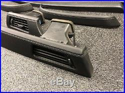 08-13 BMW E90 M3 Carbon Fiber Leather Interior Trim Kit 6pc Set