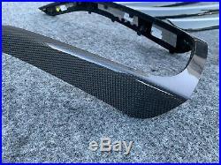 08-16 Audi A5 S5 Rs5 Convertible Interior Carbon Fiber Trim Set Door Console Oem