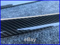 09-16 Audi A5 S5 Rs5 8t Interior Carbon Fiber Trim Set Dash Door Panel Oem