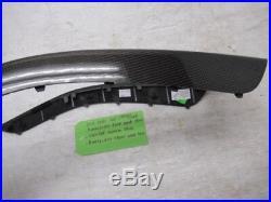 13 14 15 16 Audi S5 Rs5 A5 Oem Carbon Fiber Interior Trim Doors Console 5 Pcs