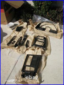 1994-1996 C4 Corvette 10pc Interior Upgrade Package -Hydrocarbon Carbon Fiber