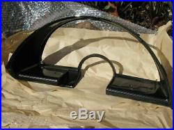 1994-1996 C4 Corvette Interior Radio Bezel & Shifter Console Carbon Fiber