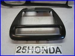 1997-2001 Honda Prelude Carbon Fiber Interior Trim BB5 BB9 H22 OEM Rare Type SH