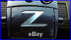2003 03 2004 04 2005 Interior Carbon Fiber Dash Trim Kit Set For Nissan 350z Z33