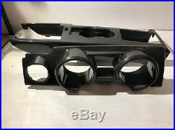 2005-2009 Mustang Carbon Fiber Interior Trim, Gauge Cluster and Center Console