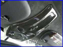 2005-2012 Porsche 911 997 REAL Carbon Fiber Sunroof Interior Light Bezel