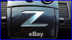 2006 2007 2008 Interior Carbon Fiber Dash Trim Kit Set For Nissan 350z 350-z 350