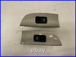 2006-2014 Lexus Is-f Is250 Is350 Isf White Carbon Fiber Interior Trim