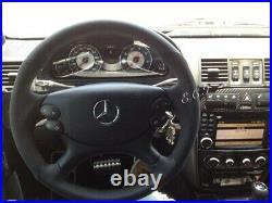 20072012 Mercedes W463 G550 G55 Carbon Fiber Dash Interior Dash Trim Panel Set