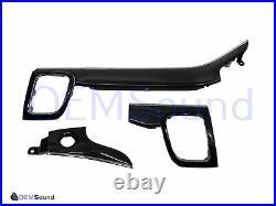 2011-2020 Jeep Grand Cherokee SRT-8 SRT Carbon Fiber Interior Trim Piece Set OEM