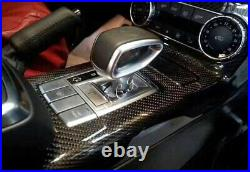 2013-2018 Mercedes W463 G550 G63 Carbon Fiber Dash Interior Dash Trim Panel Set