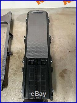 2014 Range Rover Sport L494 Complete Silver Carbon Fibre Interior Dashboard Trim