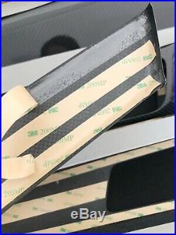 20142017 MERCEDES BENZ S CLASS W222 FULL CARBON FIBER Dash Interior Trim SET