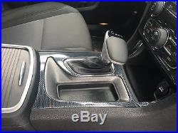 2015 2016 2017 2018 Dodge Challenger Sxt Se R/t Interior Carbon Fiber Dash Trim