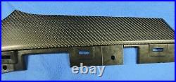 2015-2020 Tesla Model X Interior Right Dash Panel Trim Carbon Fiber 1042774-00