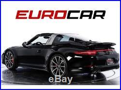 2015 911 Targa 4S