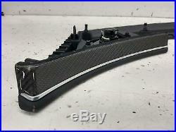 2016 AUDI A7 RS7 4G Black Carbon Fibre Interior Trim Panel Set 4G8857051B