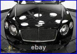 2016 Bentley Continental GT Speed ($253,115 MSRP) CARBON FIBER INTERIOR TRIM