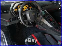 2017 Aventador LP 750-4 SV