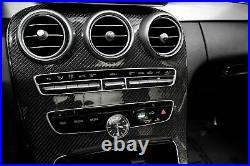 2017 Mercedes-Benz AMG C 63 AMG C 63 Carbon Fiber Interior