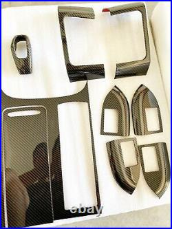 20182021 RANGE ROVER SPORT L494 SVR CARBON FIBER Dash Interior Trim Cover Panel