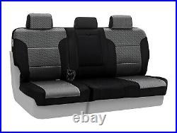 2019-2021 Ram 1500 Custom Seat Covers Coverking Neosupreme Carbon Fiber