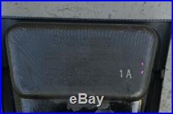 98-01 Subaru Impreza 2.5 RS GC8 Faux Carbon Fiber Trim Interior OEM Dash Radio