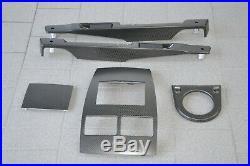 Aston Martin Vantage V12 Leisten Verkleidung Abdeckung Carbon Fibre Interior