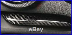 Audi A3/s3/rs3 Genuine Carbon Fibre Overlay Set For Interior Trims RHD UK SPEC