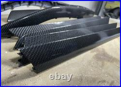 Audi A4 B8 Carbon Fibre Dipped Interior Trim