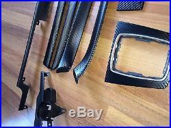 Audi A4 S4 B6 B7 Interior Trim Set Carbon Fiber rs4