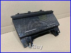 Audi A4 S4 Rs4 B6 B7 Interior Carbon Fibre Trim Front Ash Tray Saloon Estate