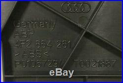 Audi A6 C6 4f Rs6 S6 Carbon Fibre Centre Console (rare) 4f2 864 261 4f2864261