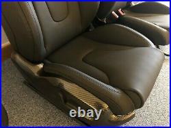 Audi R8 Carbon Fibre Effect Interior Instrument Cluster / Speedo Surround