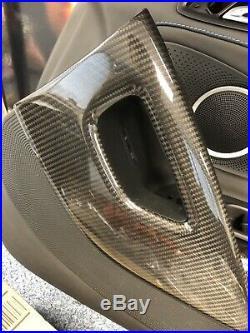 Audi R8 Carbon Fibre Interior Trim / Trims & Handles