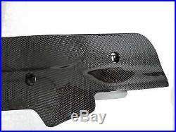 Audi RS3 S3 8P Genuine CARBON FIBRE Full Centre Console Interior Trim