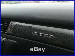 Audi S6 C5 4B Carbon Fiber Interior Trim LHD