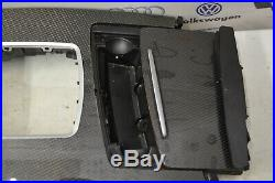 Audi S6 C6 4f 5.2 V10 06-11 Genuine Complete Carbon Fibre Interior Trim Set