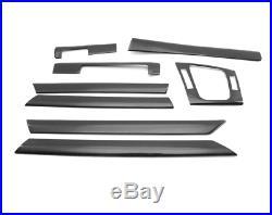 AutoCarbon Carbon Fiber Interior Trim Kit For BMW E46 3-Series Sedan 1998-2005