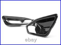 AutoTecknic Carbon Interior Door Handle Trims BMW F22/ F23 2-Series F87 M2