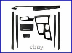 AutoTecknic Dry Carbon Fiber Interior Trim BMW F10 5-Series Sedan (Pre-LCI)