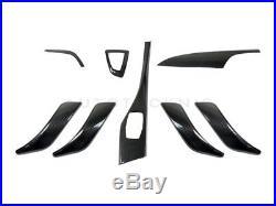 AutoTecknic Dry Carbon Fiber Interior Trim -BMW F20/ F21 1-Series F22 2-Series