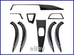 AutoTecknic Dry Carbon Fiber Interior Trim BMW F30/ F31/ F34 3-Series