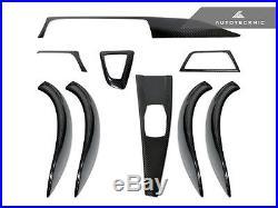 Autotecknic Dry Carbon Fiber Interior Trim Bmw F30 320i 328i 330i 335i 340i