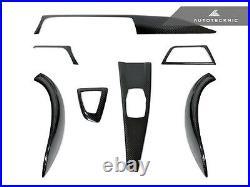 Autotecknic Dry Carbon Fiber Interior Trim Bmw F32 428i 430i 435i 440i Coupe