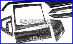 BENZ W204 C-Class C200 C300 Carbon Fiber INTERIOR Dash Kit Trim Parts 2011UP