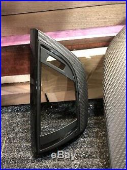 BMW 2 series (F22) Genuine M Sport Carbon Fibre Interior Trims