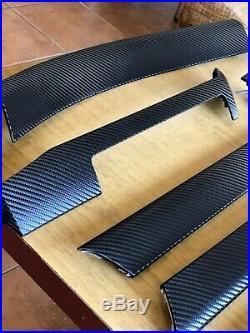 BMW 3 series e46 Sedan Touring Carbon Fiber Wrapped Interior Trim Set LHD