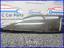 BMW 4 Series Carbon Fibre Dashboard Interior Trim M4 F33 F83 8046118 12/1 T5E3